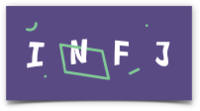 INFJ Sticker