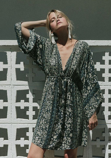 feel good caftan