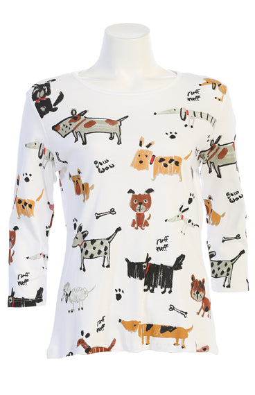 Dog Lovers Tee - 14-1442