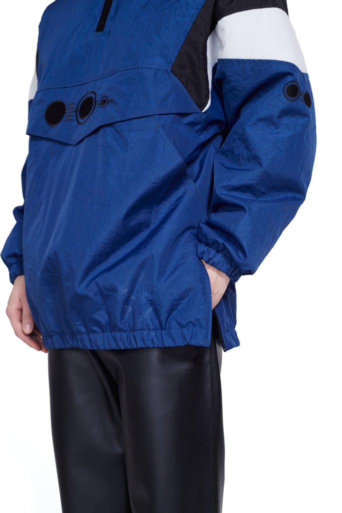 ATHLETIC PULLOVER JACKET