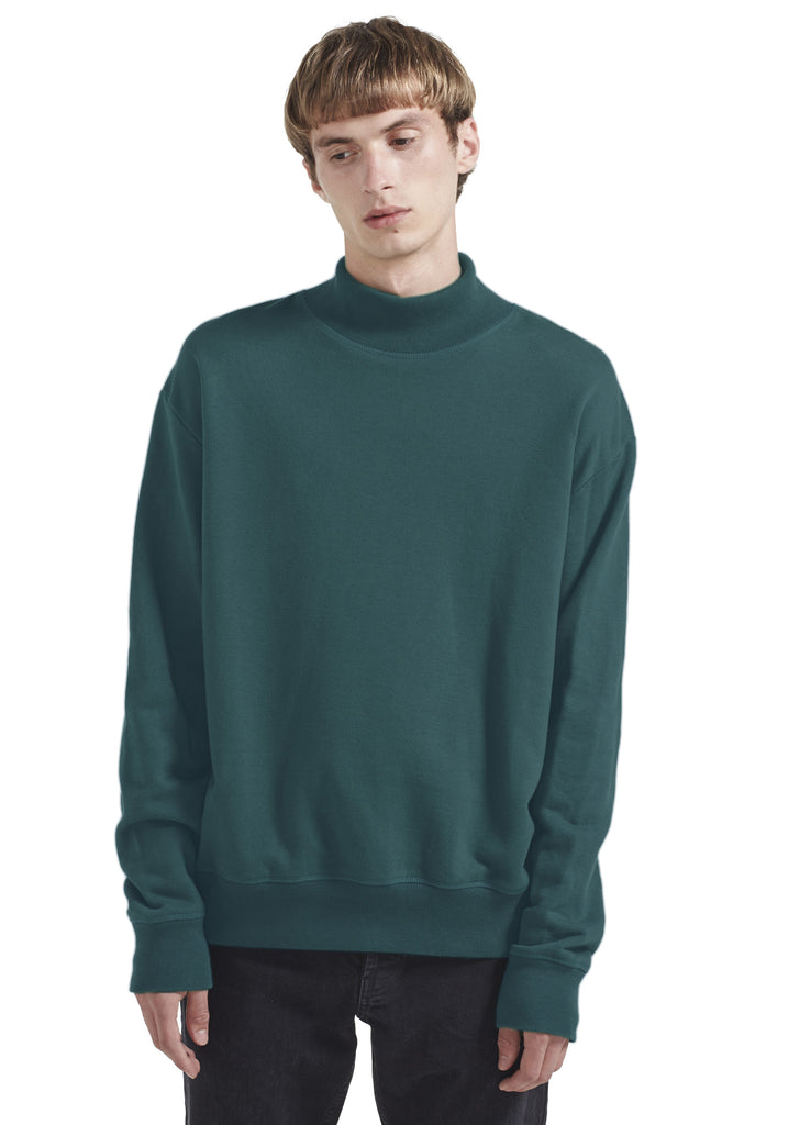 TURTLENECK SWEATSHIRT
