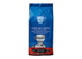 Hot Spring Twist Costa Rica Ground Bean Coffee