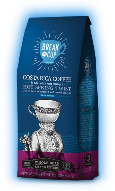 Costa Rica Coffee Hot Spring Twist Break The Cup