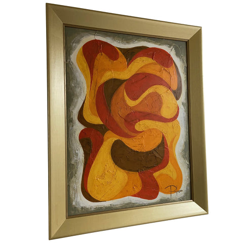 'MOD Swirl' by Bret Palazzo - Antique Galleries of Palm Springs
