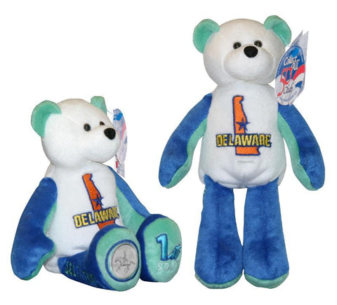 Your Choice of any 10 State Coin bears