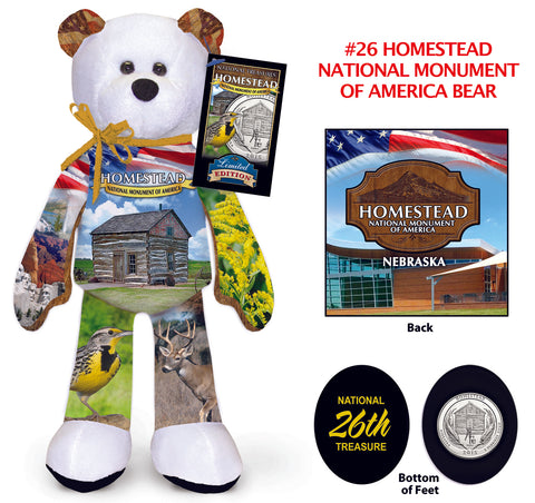 #26 Homestead National Monument of America  ---------- COMING SOON