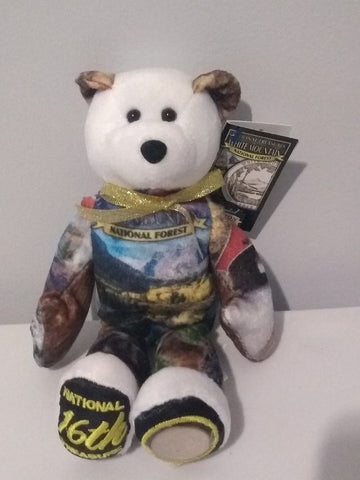 #16 White Mountain National Forest Coin bear Part of the America the Beautiful Series