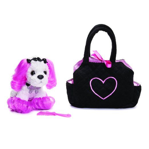 Princess of Beverly Hills: Plush Toy and Carrier Set