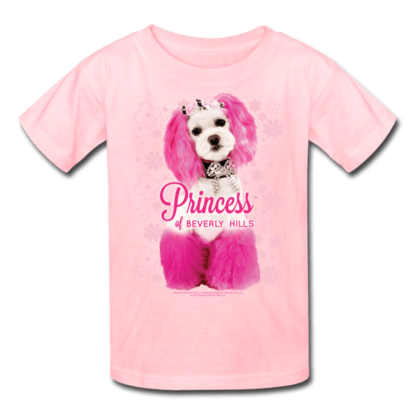 Princess Flowers - Kid's T-Shirt