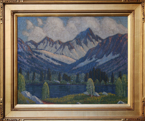 """Sierra #1 "" By Artist: Ernest Browning Smith"