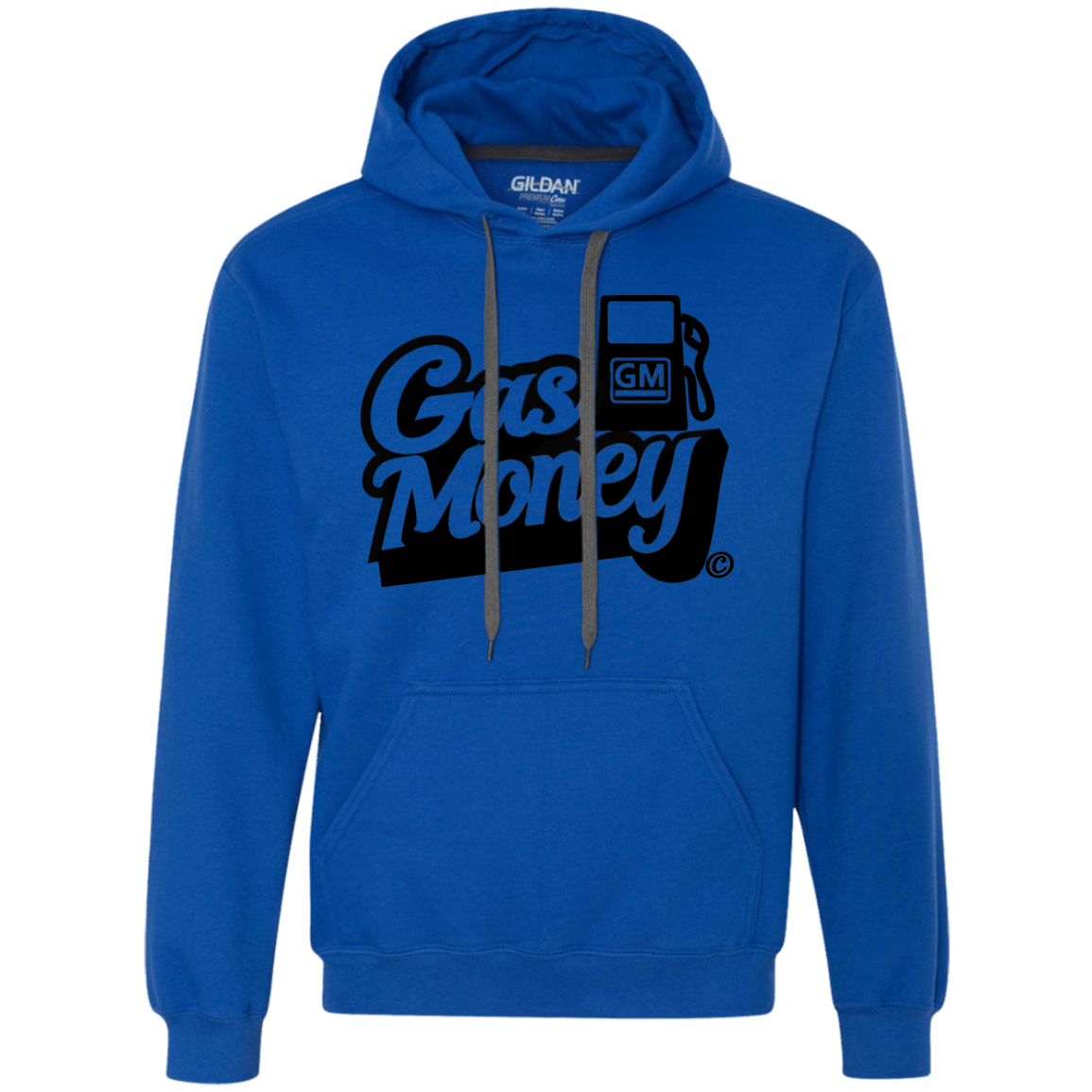 GasMoney Fleece Sweatshirt