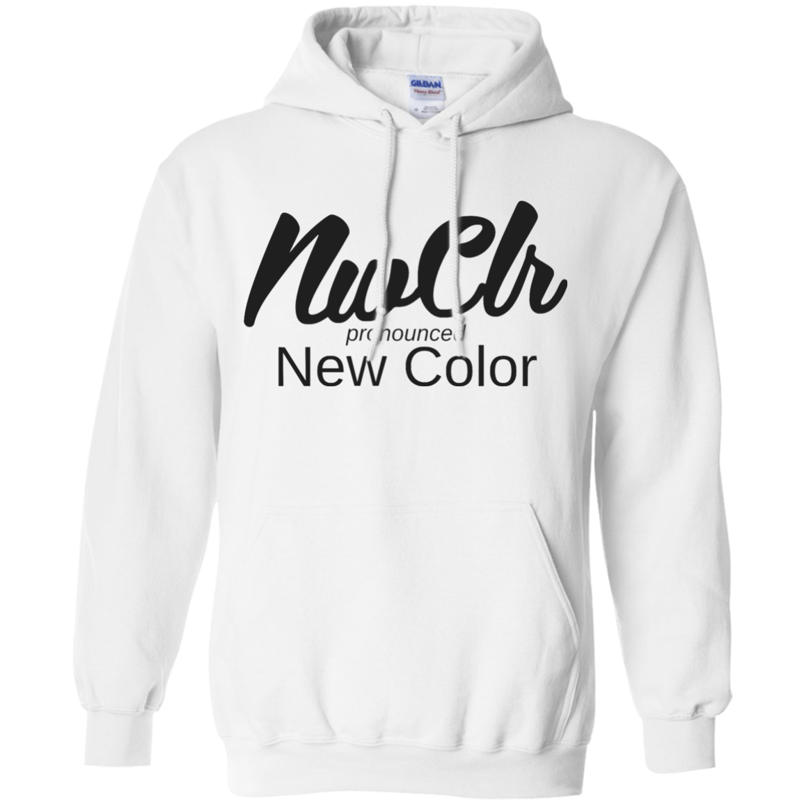 Pronounced New Color Men Hoodie