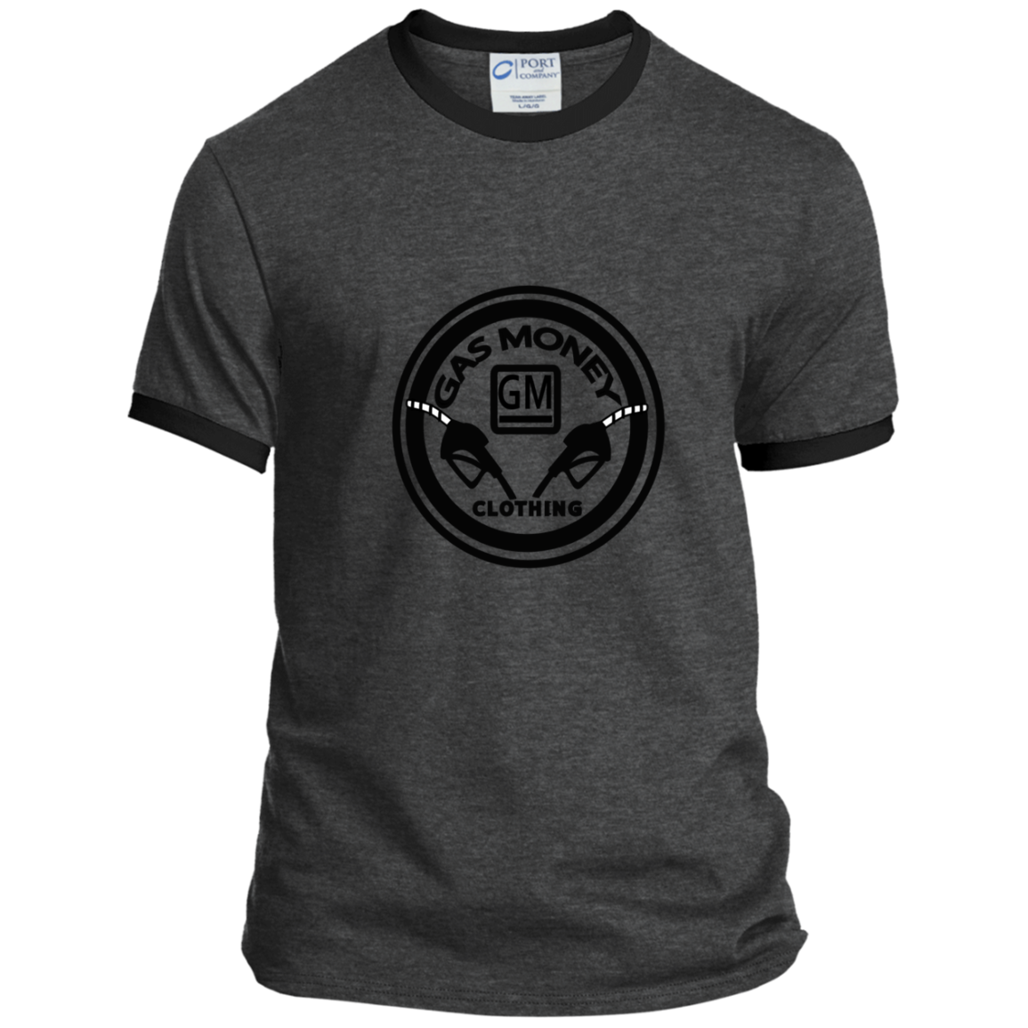 GM Shield Ringer Tee