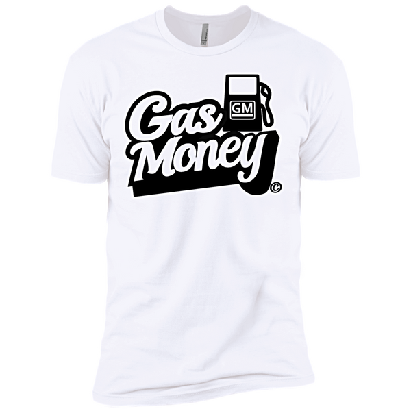 GasMoney Signature Premium Short Sleeve T-Shirt