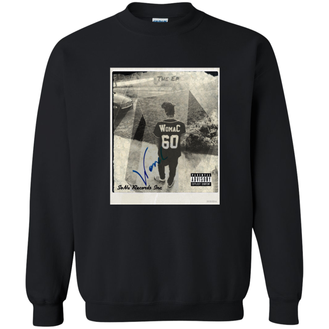 WomaC...The EP Sweatshirt