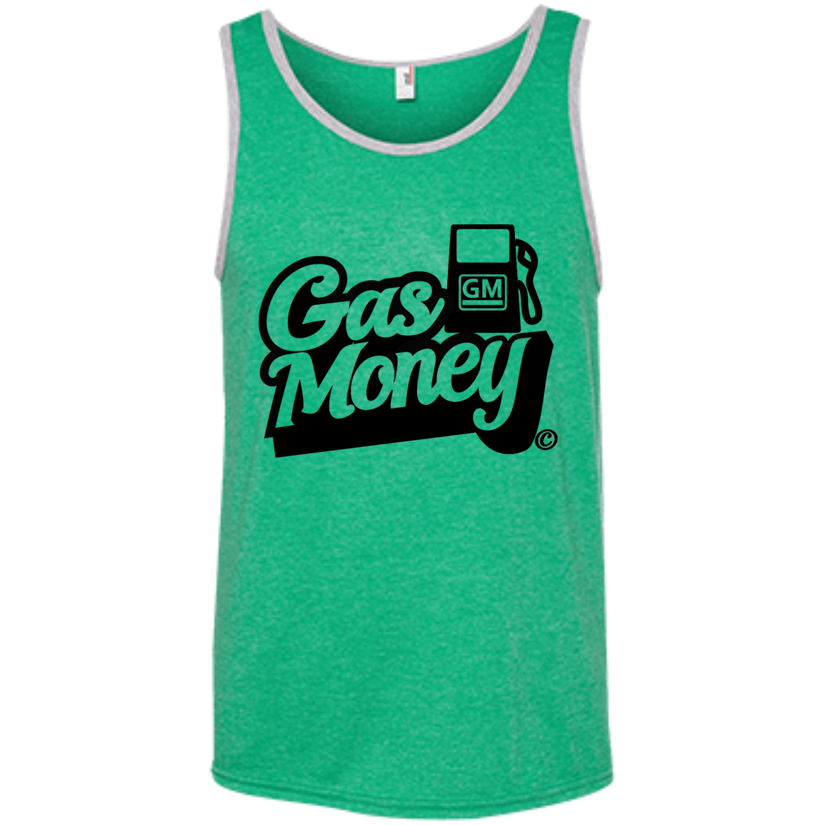 GM Weekend Cotton Tank Top