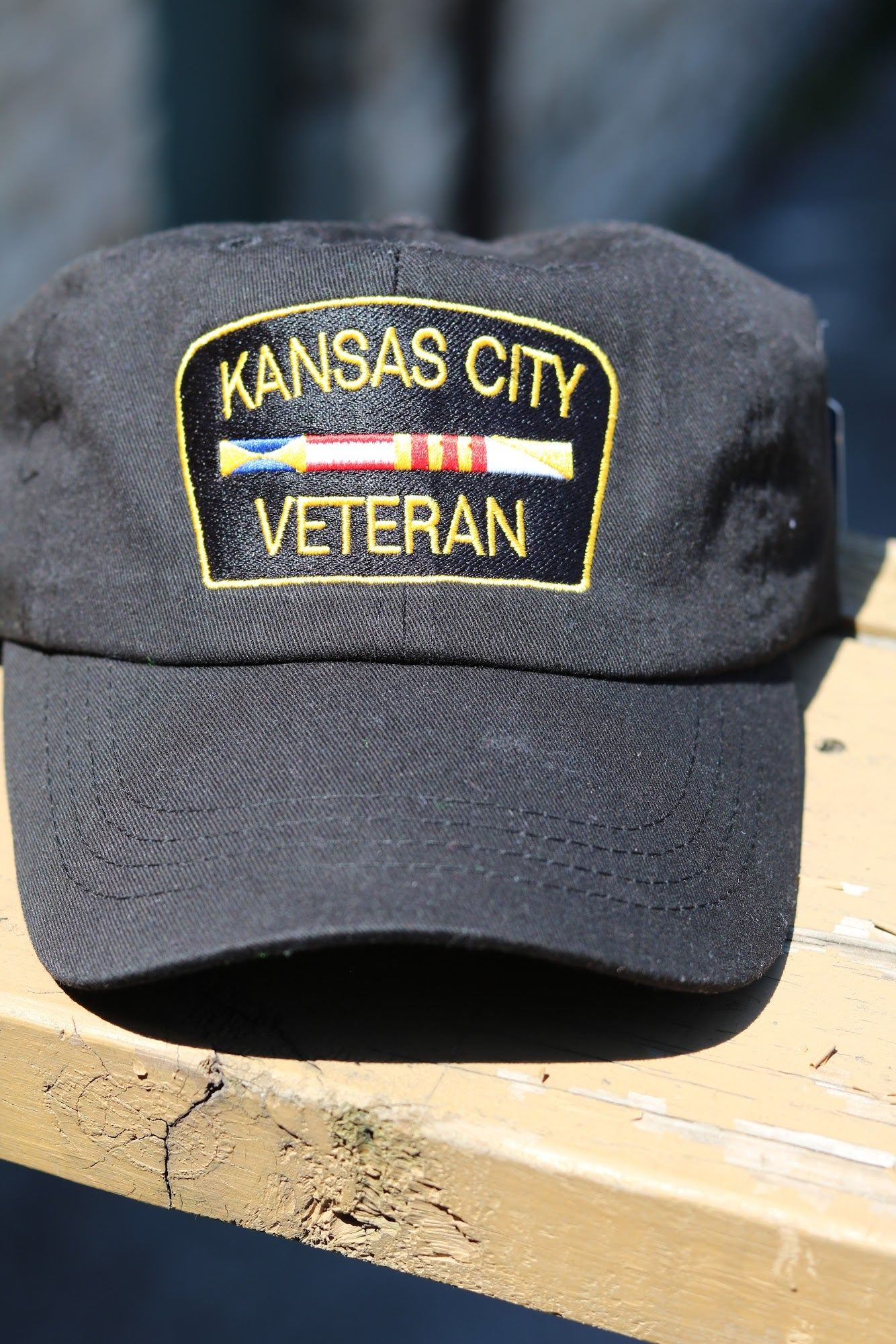 Kansas City Veteran dad hat
