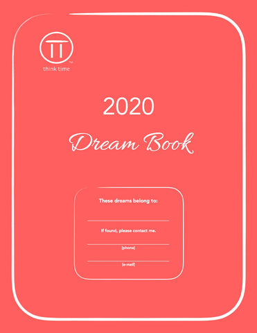 2020 Dream Book