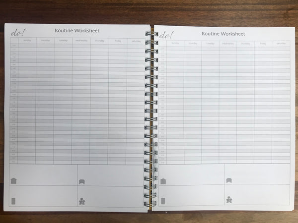 Think Time Planner - Spiral - 90 Day Undated