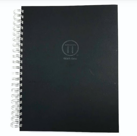 Think Time Planner - Spiral - Undated Yearly