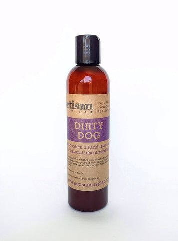Neem Oil and Lavender Pet Shampoo