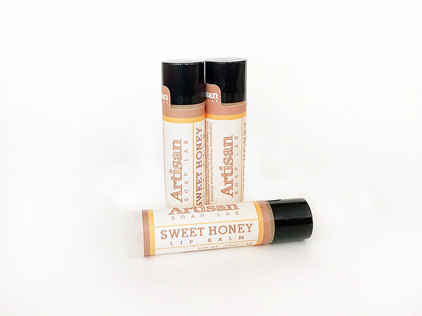 Sweet Honey lip balm