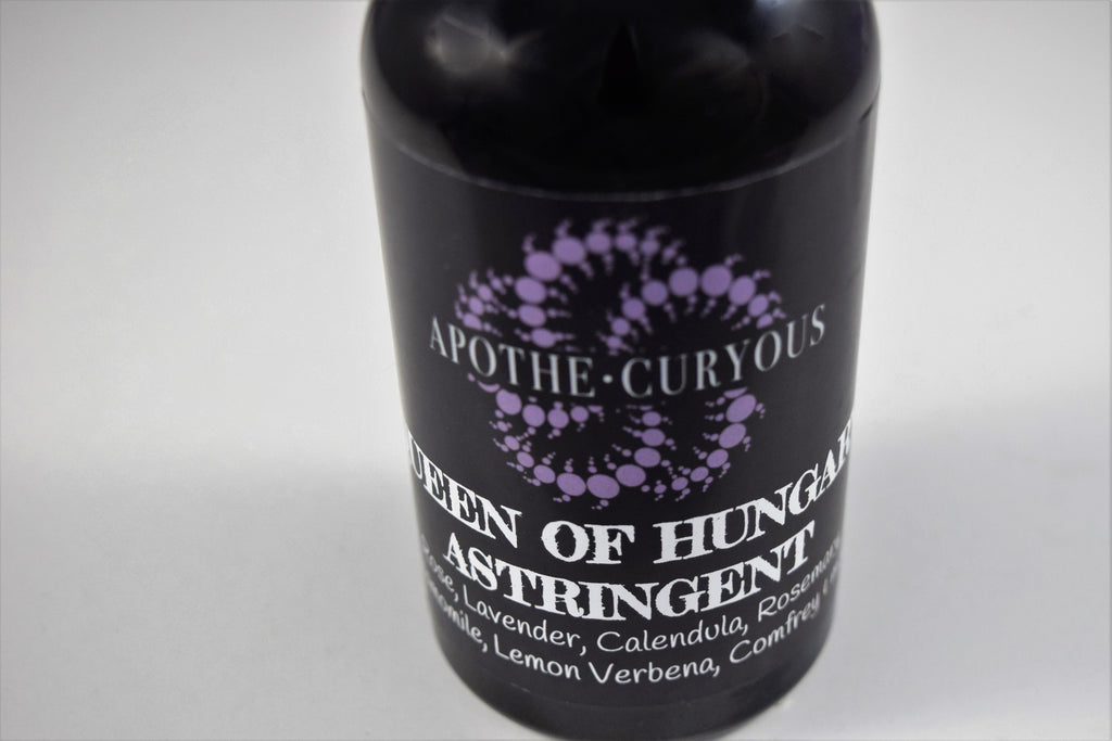Queen of Hungary Astringent, Apothecuryous