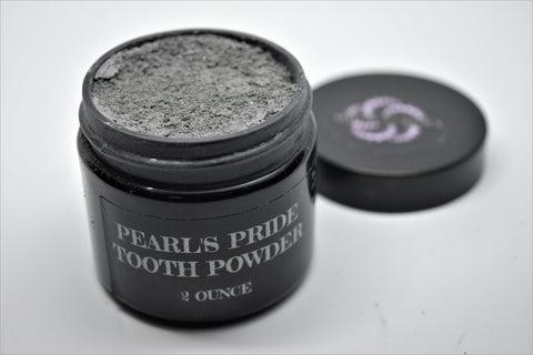 Pearl's Pride Tooth Powder