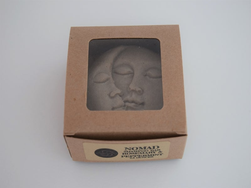 Nomad Shampoo Bar
