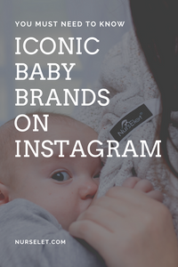 Iconic Baby Brands on Instagram 2018