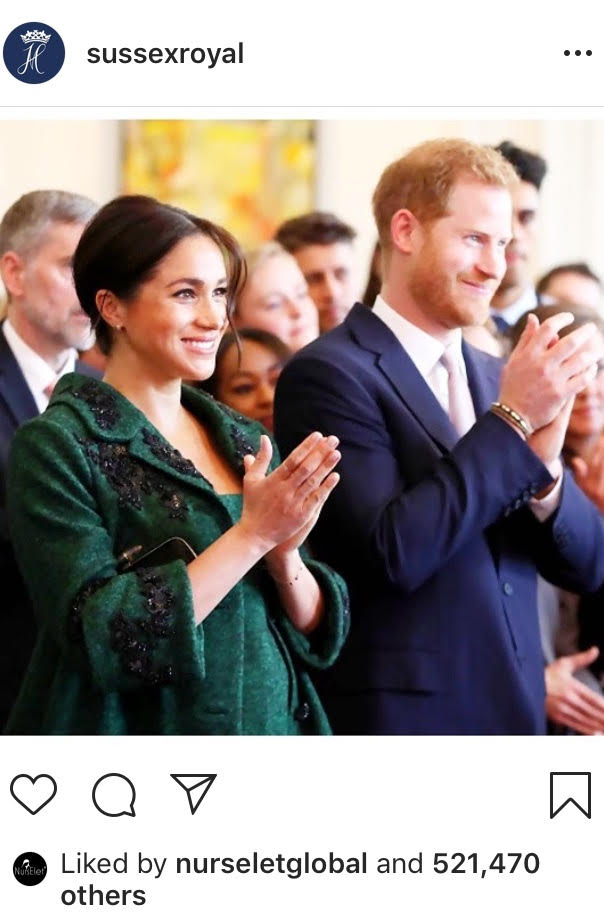 It's a Boy! Meghan Markle Has Officially Given Birth to Royal Baby Sussex