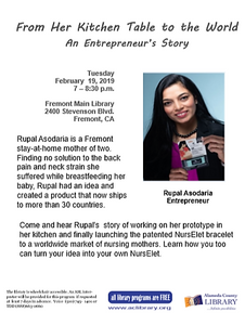 From Her Kitchen Table to the World An Entrepreneur's Story - Rupal Asodaria Doshi