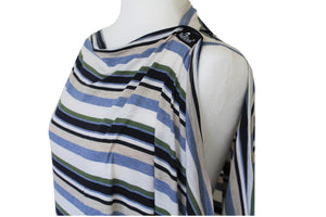 HEIRLOOM STRIPES NursElet® Cover-Scarf- NursElet®