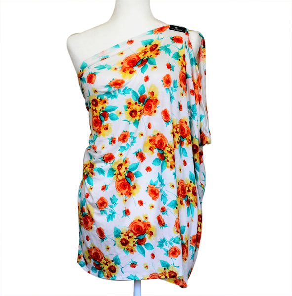 FLORAL NursElet® Scarf