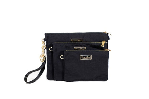 3 Pieces NursElet Wristlet Clutch Set-- NursElet®