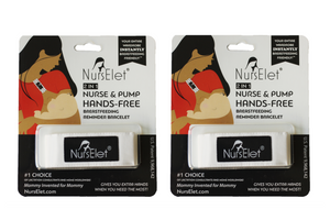 TWO PACK ORGANIC - NursElet-Organic- NursElet®