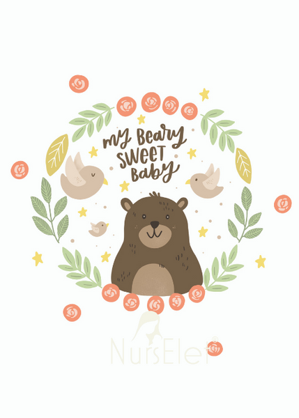 MY BEARY SWEET BABY-- NursElet®