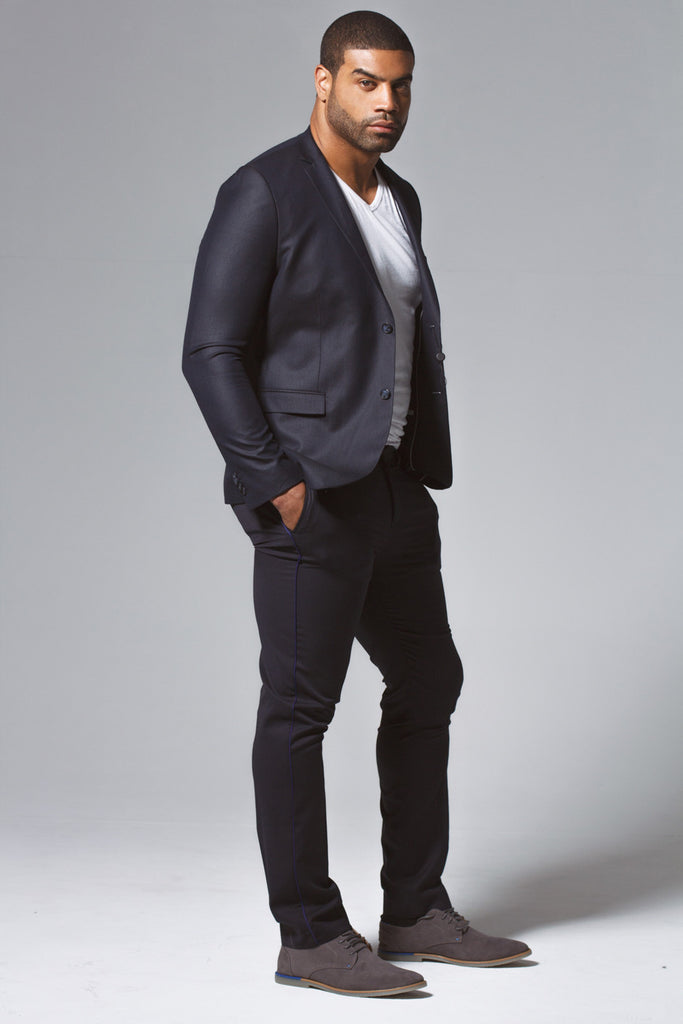 Behind the Seams with NFL Linebacker Shawne Merriman
