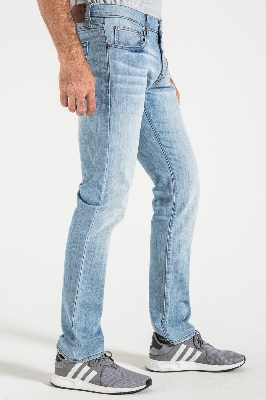 SLIM PANT IN ACES DENIM