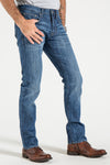SLIM PANT IN RHINEBECK DENIM