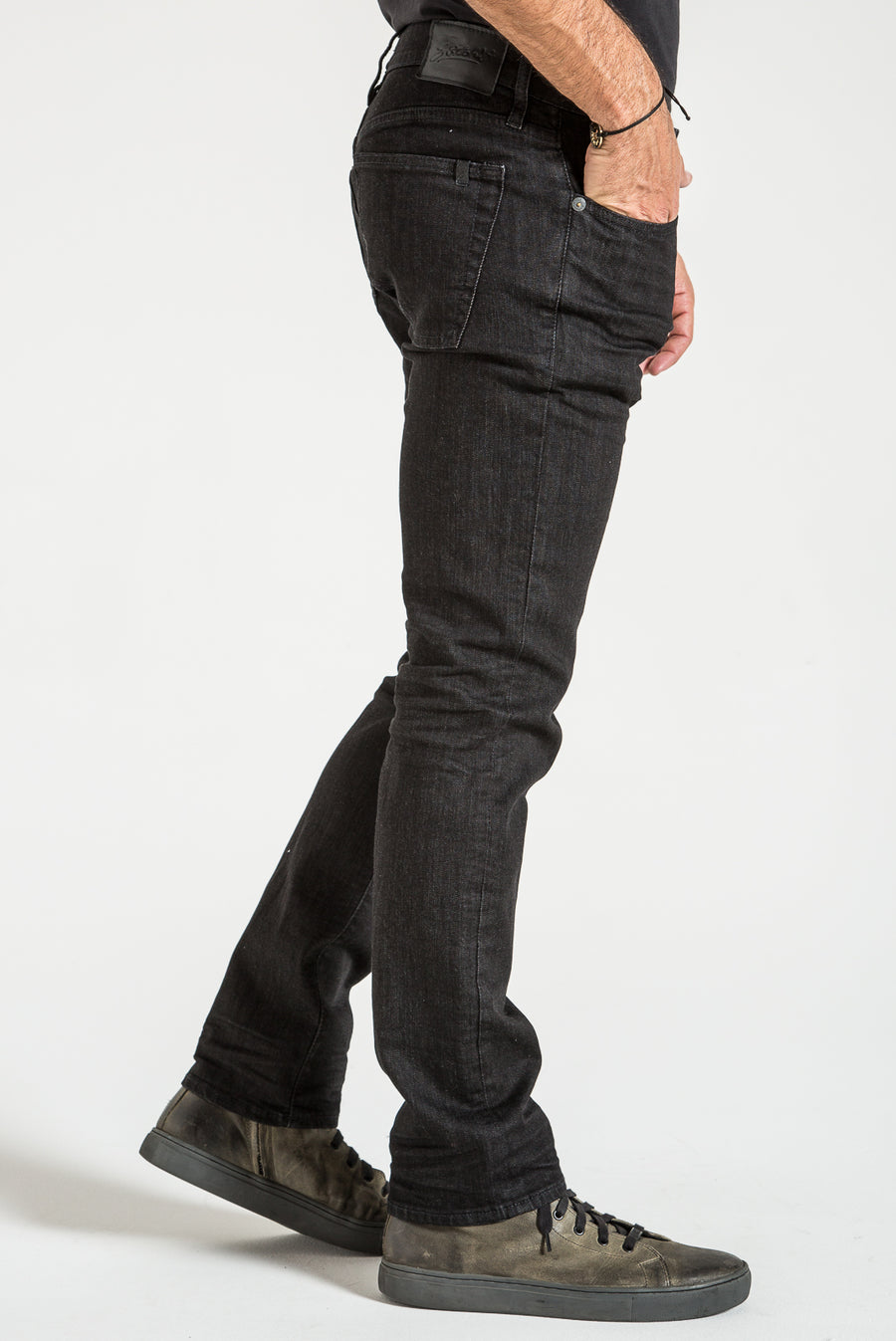 BARFLY SLIM IN BERMUDA DENIM