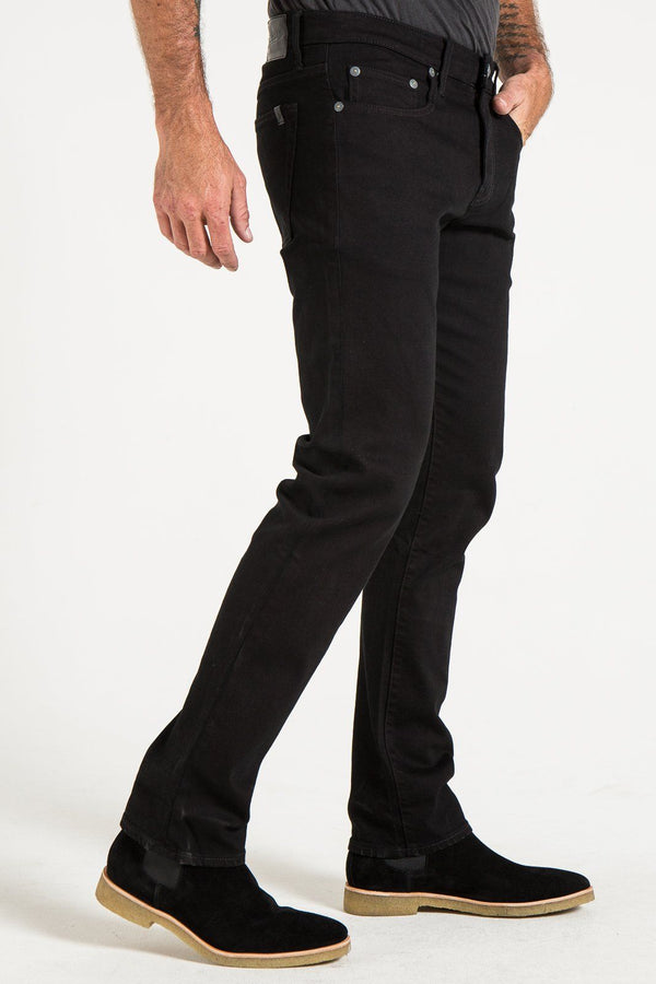 BARFLY SLIM IN BLACK DENIM