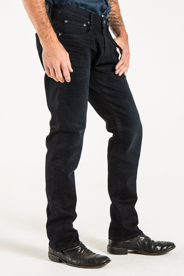 BARFLY SLIM IN SOLAR DENIM