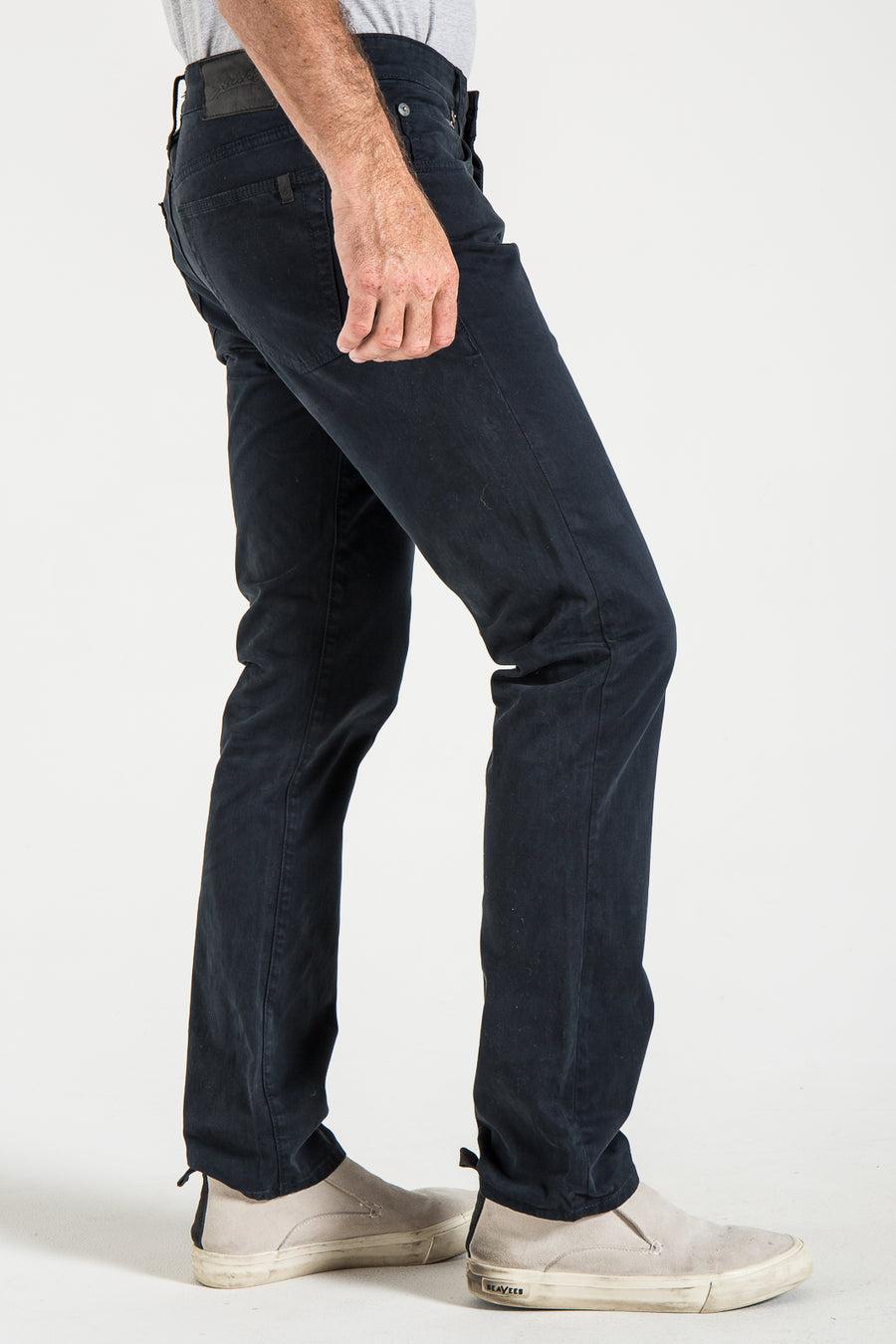 BARFLY SLIM IN COLONIAL SATEEN TWILL