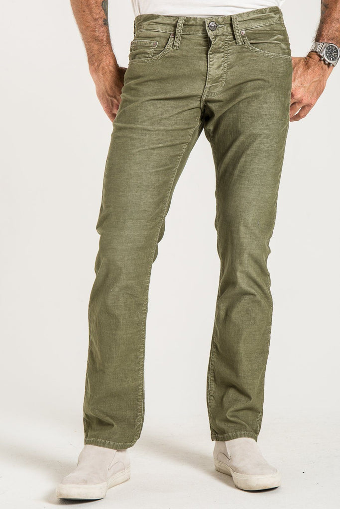 BARFLY SLIM IN CYPRESS CORDUROY