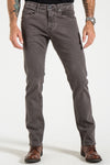 BARFLY SLIM IN CHARCOAL VINTAGE TWILL