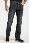 TEXAS STRAIGHT IN ABERDEEN DENIM