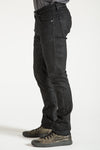 BARFLY SLIM IN BLACK HAWK DENIM