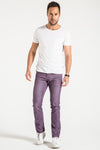 BARFLY SLIM IN VINTAGE BERRY CORDUROY