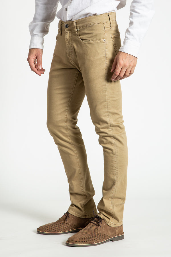 BARFLY SLIM TWILL PANTS IN Incense
